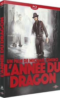 L Année du dragon (1985) - Blu-ray Year of the Dragon