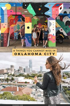 8 Things You Absolutely Cannot Miss in Oklahoma City — ckanani luxury travel & adventure Heading to OKC and wondering what to do? I have narrowed down my list to 8 things you absolutely cannot miss! The best things to see, do, eat, and drink. Usa Travel Guide, Travel Usa, Travel Tips, Oklahoma City Things To Do, Travel Oklahoma, United States Travel, Canada Travel, Luxury Travel, Adventure Travel