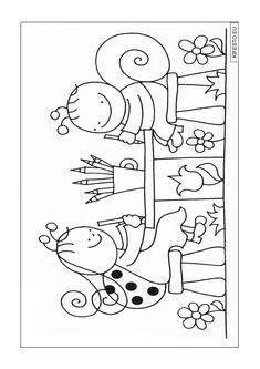 Bogyó és Babóca kifestők és színezők. Nyomtatható kifestők. Colouring Pages, Book Activities, Kids And Parenting, Kids Learning, Summer Fun, Mandala, Kids Rugs, Crafty, Printables