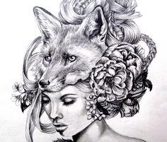 owl illustration tattoo - Buscar con Google