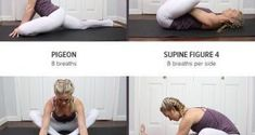 If you suffer from radiant low back and leg pain - Yoga und Fitness - ENG Leg Pain, Low Back Pain, Yoga Fitness, Legs, 6 Pack Abs, Exercises, Bridge