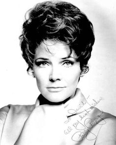 Polly Bergen .... what a gorgeous woman! July 14, 1930 – September 20, 2014