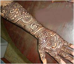 Best Peacock Mehndi Designs - Our Top 10 | StyleCraze