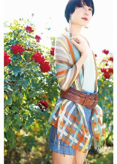 手織りシルク・リボン・スカーフ