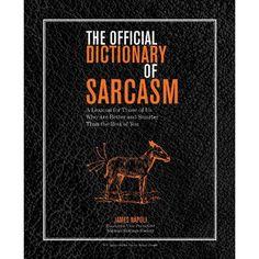 the official dictionary of sarcasm epub