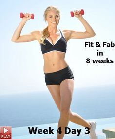 8 week fitness program for beginners.Over 40 hours of free exercises to get you in the best shape of your life and look amazing. weights, muscle, strength training, cardio workouts, circuit training, video workouts.Best of all it's free to try.