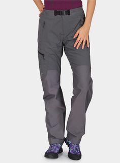 Spodnie Arcteryx Gamma SL Hybrid Pant Lady - iron anvil