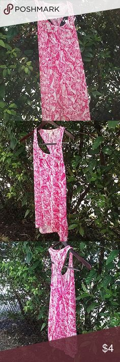 OP dress or cover-up I used this as a top/cover-up for the beach, but just saw that it's a girl's M! Fun butterfly design, cute for beach or summer. OP Dresses Casual