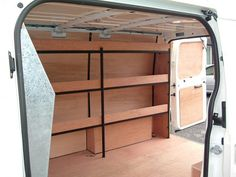 Berlingo shelving