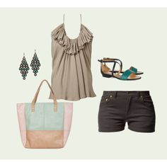 Cute Every Day Outfit, created by seastar901
