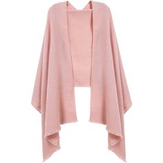 Pink Fringe Fashion Scarve ($13) ❤ liked on Polyvore featuring accessories, scarves, jackets, fringe shawl, pink shawl, pink scarves and fringe scarves