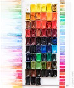 кварельные краски объединены в серии «Белые ночи», «Ладога», «Сонет». В этих красках сохранены традиционные рецептуры с использованием современных…