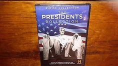 The Presidents Collection 2 Disc set (DVD, 2008)- **BRAND NEW**