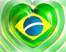 BRASIL...O CORAÇÃO DO MUNDO