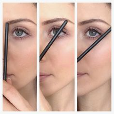 The HONEYBEE: Honeybee Beauty: Eyebrow Guide
