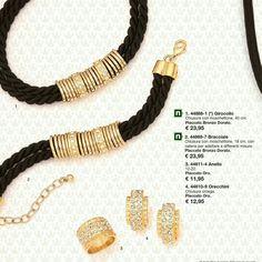 Dal nuovo catalogo Cristian Lay bigiotteria di lusso, prezzi come in foto, x ordini contattatemi.  Tempi di consegna 4/5 giorni lavorativi