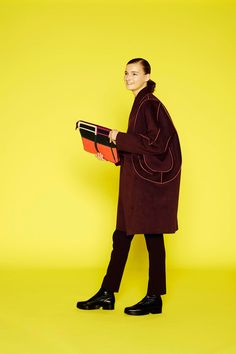 Issey Miyake | Pre-Fall 2014 Collection | Style.com
