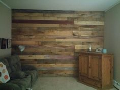 4 Walls Done With Rough Cut Lumber From Saw Mill We Added Tin