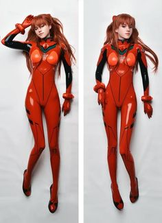 Zinogre Costume Asuka Langley cosplay dakimakura (pillow case) - Size: It's only pillow case! Pillow is not included! You can choose material The case is made to order. Processing time is weeks. Latex Cosplay, Anime Cosplay, D Va Cosplay, Asuka Cosplay, Cosplay Lindo, Cosplay Outfits, Best Cosplay, Cosplay Girls, Funny Cosplay