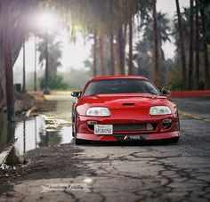 Photo by : @handsomeandphilthy  Owner : ??? #auto #tuning #toyota #toyotasupra #supra #супра #тюнинг #bpan #бпан #напневме