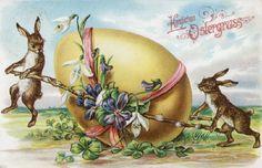 Happy Easter Mondadori Portfolio