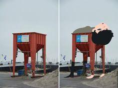 http://www.fubiz.net/2014/02/20/everyday-objects-turned-into-alternative-reality/