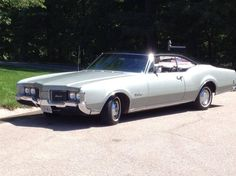 1968 Oldsmobile Delmont 88 Holiday 2 Dr Hardtop Coupe for sale #1826572 | Hemmings Motor News