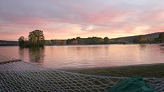 Enjoy a romantic sunset from the hammock in the garden on your #arkansas #honeymoon at #lookoutpoint.