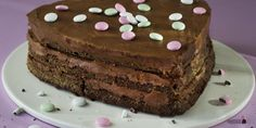 Valmista Täydellinen suklaakakku tällä reseptillä. Helposti parasta!