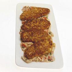 Giada Recipes, Home Recipes, Sauce Recipes, Chicken Recipes, Cooking Recipes, Dinner Recipes, Dinner Ideas, Bread Recipes, Yummy Recipes