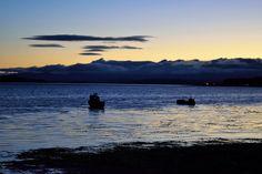 https://flic.kr/p/Dkp5Aa   Chiloé004   Lentamente Anochece en playa de Quellón, Isla de Chiloé, Los Lagos, Chile.