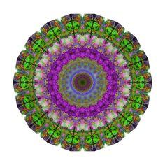 #mandala #art Soft Light - Kaliedescope Mandala By Sharon Cummings