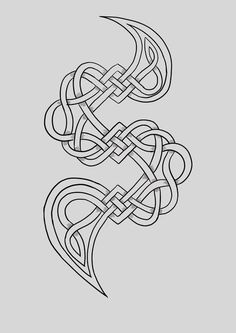 S memory palace: celtic knot arts and crafty! celtic s Celtic Symbols, Celtic Art, Celtic Knots, Celtic Dragon, Coloring Books, Coloring Pages, Culture Art, Easy Doodle Art, Art Ancien