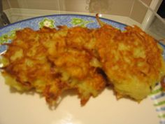 Make and share this Hungarian Potato Pancakes recipe from Genius Kitchen. Hungarian Cuisine, Hungarian Recipes, Hungarian Food, Hungarian Desserts, Croatian Recipes, Veal Schnitzel, Eastern European Recipes, Potato Recipes, Pancake Recipes