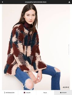 Chaqueta PULL AND BEAR OI15