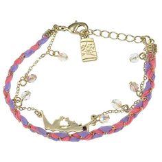 Tangled Rapunzel bracelet from Disney Store Japan.