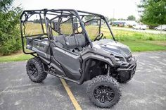New 2016 Honda Pioneer 1000-5 Deluxe ATVs For Sale in Wisconsin. 2016 Honda Pioneer 1000-5 Deluxe, 2016 Honda® Pioneer 1000-5 Deluxe Step Up To The Best Some adventures demand more. For those adventures, you need the best. The toughest. The smartest. And the most powerful. For those adventures, you need the all-new Pioneer 1000-5. The ultimate side-by-side in every way, the radical Pioneer 1000-5 delivers more inside and out, front to back. It starts with a class-leading 999cc twin-cylinder…