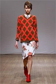 Clements Ribeiro - Collections Fall Winter 2013-14 - Shows - Vogue.it