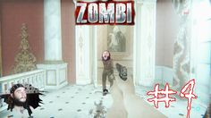 Zombi part 4 - Inside Buckingham Palace - PS4 Gameplay - Let's Play - Pl...