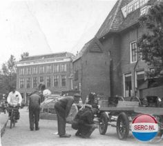Achter de Smeden Bolsward (jaartal: 1945 tot 1950) - Foto's SERC