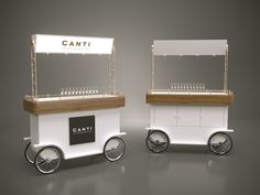 Mobile bar Canti on Behance