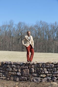 Bills Khakis Vintage Twill Pants are about as comfortable as any pair of Khakis could ever be.