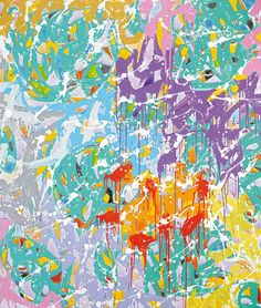 Everything will change in a Flash 180 x152 cm
