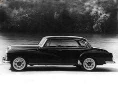 1958 Mercedes 300d (W189)
