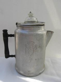 My Mother Had One Just Like This Coffee Maker Break