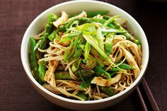 Japanese poached chicken and soba noodle salad. Make something new in the kitchen tonight - we'll show you how!
