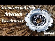 Woodcarver von Arbortech / Skulptur schnitzen - YouTube