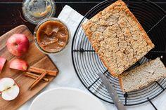 Apple Cinnamon Sweet Bread | gluten free apple bread
