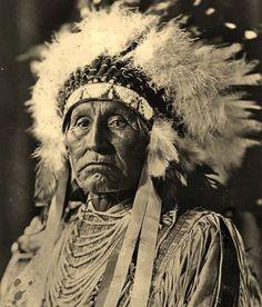 Lakota Sioux Indian Camp