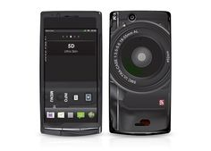 Camera 5D Case designed for Xperia Arc #Camera #5d #sonyericssoncase #xperiaarccase #ultraskin #UltraCase